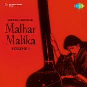 Kishori Amonkar - Malhar Malika Vol 4 Songs