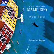 Malipiero: Piano Music Songs