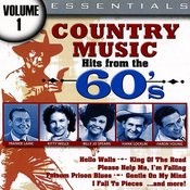 Country Music Hits From The 60's Volume 1 Songs