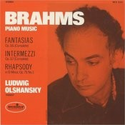 Brahms, J.: Intermezzo In E-Flat Major From Intermezzi, Op. 117 Song
