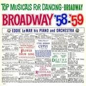 Top Musicals For Dancing - Broadway '58 - '59 Songs