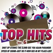 Top Hits Vol. 6 Songs