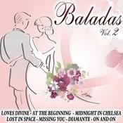 Las Mejores Baladas Vol.2 Songs