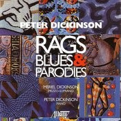Rags, Blues And Parodies Songs