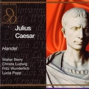 Julius Caesar (Giulio George Frideric Handel Songs