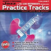 Jazz For All Lead Instruments Vol. 1 Songs