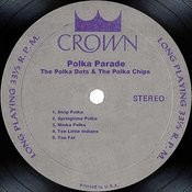 Polka Parade Songs