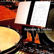 Ferrante & Teicher With Percussion Songs