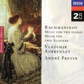 Rachmaninov: Music for two pianos Songs