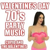 Valentine's Day 70's Party Music Songs