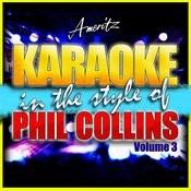 Karaoke - Phil Collins Vol. 3 Songs
