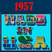 1957.Made In U.S.A. Songs