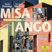 Bacalov: Misa Tango; Tangosaín / Piazzolla: Adiós Nonino; Libertango Songs