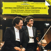 Sinfonia Concertante For Violin, Viola And Orchestra In E Flat, K.364: 3. Presto Song