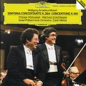Concertone For 2 Violins And Orchestra In C, K.190: 3. Tempo Di Menuetto (Vivace) Song