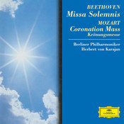 Beethoven: Missa Solemnis / Mozart: Coronation Mass (2 Cd's) Songs