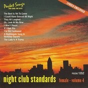 Night Club Standards (Female), Vol. 4 Songs