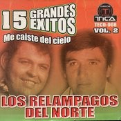 15 Grandes Exitos Vol.2 Songs