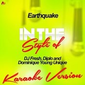 Earthquake (Explicit) [Karaoke Version] Song