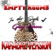 Empty Rooms (In The Style Of Gary Moore) [Karaoke Version] Song