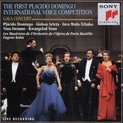 Premier Concours International De Voix D'Opra Plcido Domingo; Paris 1993 / Concert Of The Prizewinners Songs