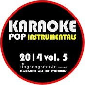 Karaoke Pop Instrumentals: 2014, Vol. 5 Songs