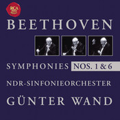Beethoven: Symphonise Nos. 1 + 6 Songs