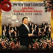 New Year's Concert 1998 Songs
