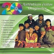 20 Auténticos Éxitos Originales - Los Flamers Songs