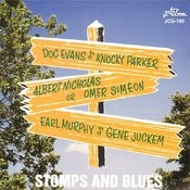 Stomps And Blues Songs