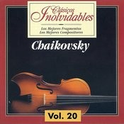 Clásicos Inolvidables Vol. 20, Chaikovsky Songs