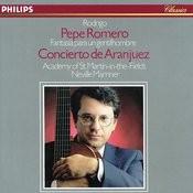 Rodrigo: Concierto de Aranjuez; Fantasía para un gentilhombre Songs