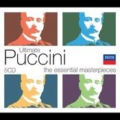 Ultimate Puccini (5 CDs) Songs