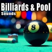 Single Pool Or Billiards Bank Shot With Ball Sinking In Pocket 3 Song