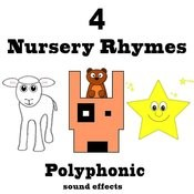 4 Nursery Rhymes Polyphonic Sound Effects Songs
