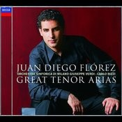 Juan Diego Florez - Great Tenor Arias Songs