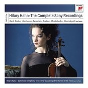 Hilary Hahn - The Complete Sony Recordings Songs