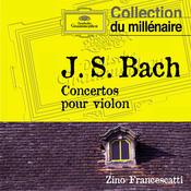 Bach: Violin Concerto No.1 Bwv 1041 & No.2 Bwv 1042 & No.3 Bwv 1043 Songs