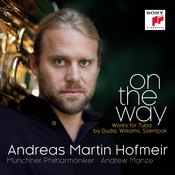 On the Way - Works for Tuba by Duda, Williams, Szentpali Songs