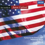 The World of Copland Songs