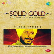 Solid Gold - Deedar Sandhu Vol 1 Songs