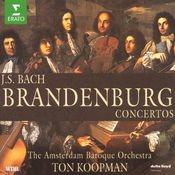 Bach, JS : Brandenburg Concertos Nos 1 - 6, Triple Concerto & Organ Concerto Songs