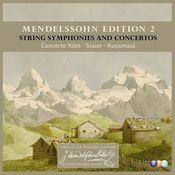 Mendelssohn Edition Volume 2 - String Symphonies and Concertos Songs