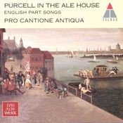 Purcell in the Ale House - English Part Songs & Lute Songs Songs