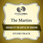 Joshua Fit The Battle Of Jericho (Studio Track) Songs