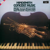 Hindemith: Concert Music for Brass Songs