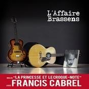 La princesse et le croque-note (L'affaire Brassens) Songs