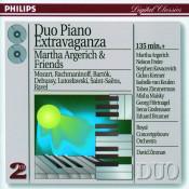 Duo Piano Extravaganza Martha Argerich Songs