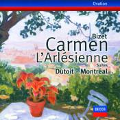 Bizet Carmen Suites 1 Songs