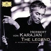 Herbert Von Karajan - The Legend (A Memorial Release) (2 Cd's) Songs